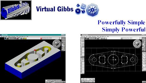 Sti products gibbscam and virtual gibbs continuing in the gibbscam tradition of delivering power speed and efficiency without sacrificing ease of use gibbscam 99 incorporates several new ccuart Choice Image